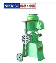 NIKKISO隔膜计量泵