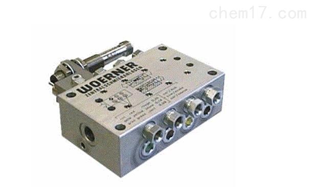 德国WOERNER微型润滑泵装置GLS-SC656A