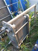 高价回收二手板式换热器,二手制药设备