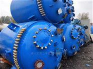 回收二手15吨20吨搪瓷反應釜