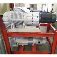 SV300B和WAU2001莱宝真空泵机组