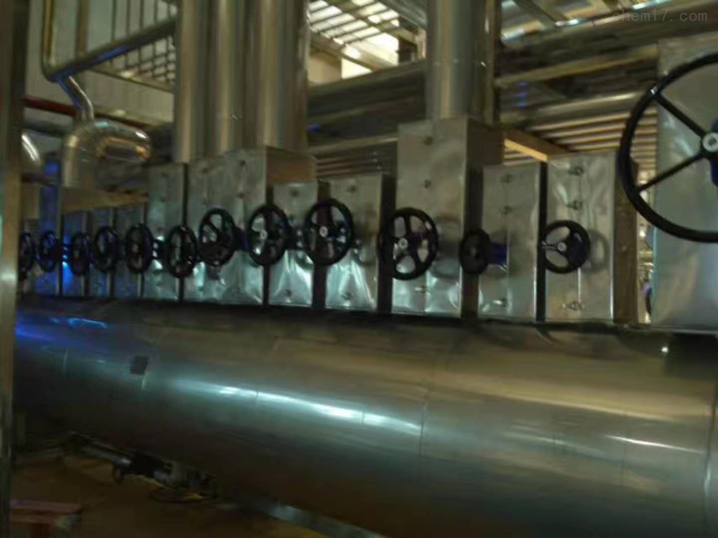 廊坊管道硅酸铝铝皮保温施工队价格