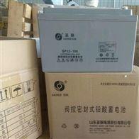 SP12-100圣阳蓄电池SP12-100全国联保