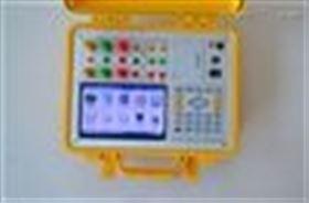 PJRL-10普景彩屏0.2級變壓器容量測試儀資質現貨