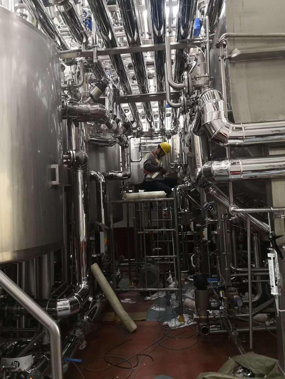 专业蒸汽管道保温施工制作方法