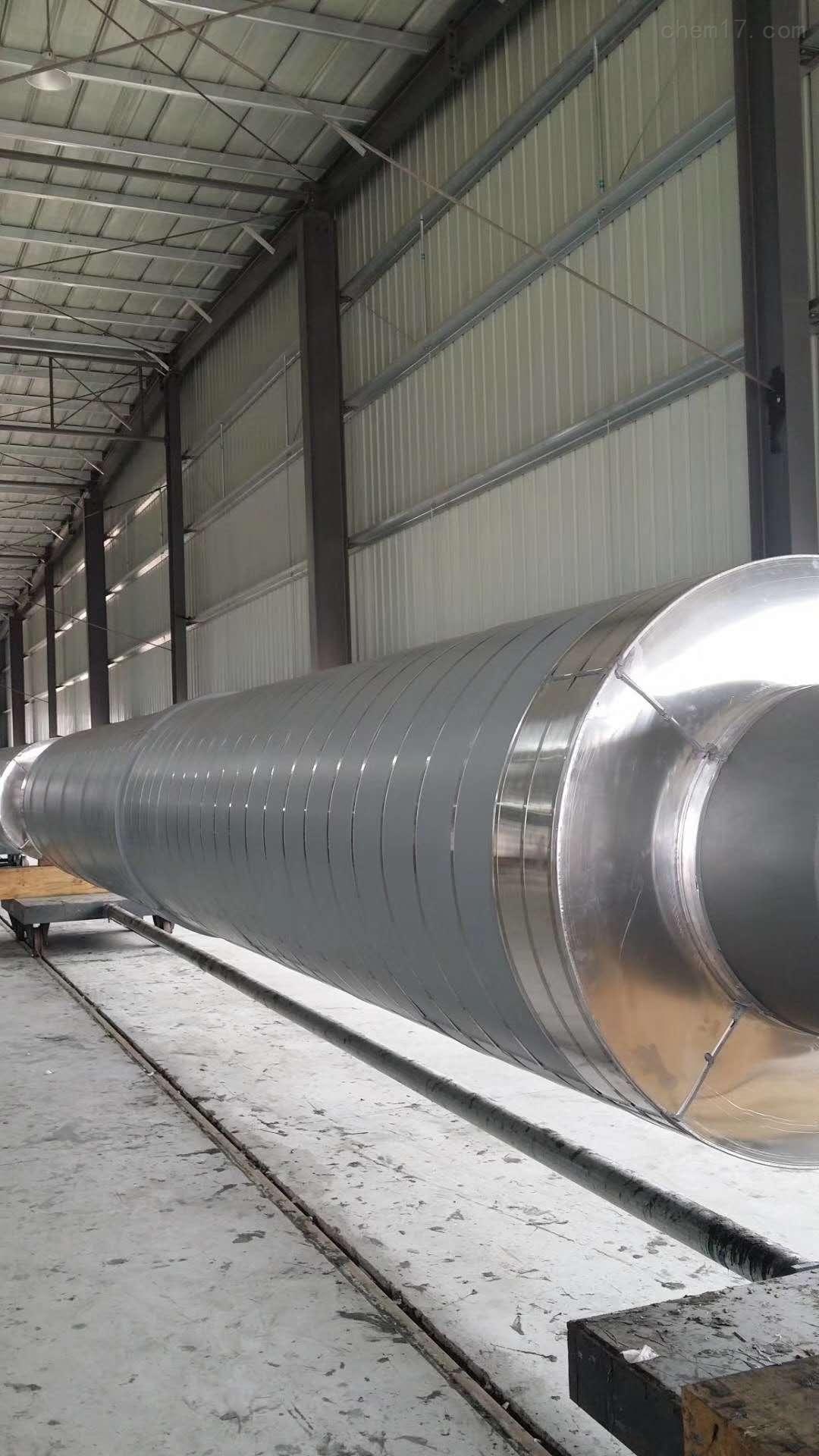 承接铁皮保温工程 施工管道设备