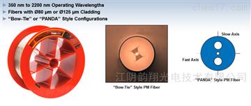 Thorlabs保偏單模光纖