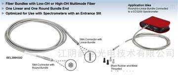 Thorlabs環形轉線性光纖束
