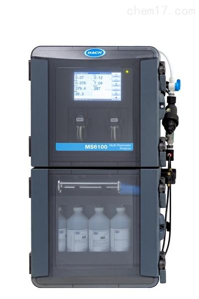 美国Hach多参数水质在线分析仪原装正品
