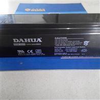 DHB1213大华蓄电池6V DHB1213原装正品