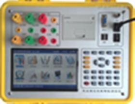 pj變壓器空負載 特性測試儀單色屏