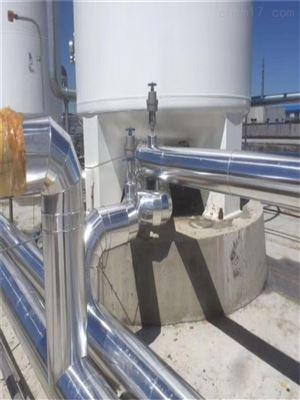 深冷燃气管道保温、管道深冷保温施工厂家
