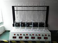 福建多功能蒸餾裝置JTZL-6C氨氮蒸餾器