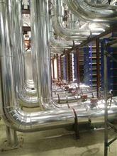 管道铝皮橡塑保温施工厂家安装标准
