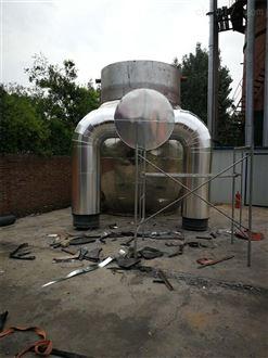 铝皮保温、铝皮管道保温施工公司