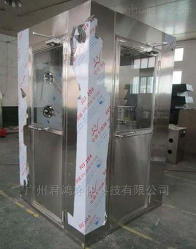 广州市海珠区单人双吹全自动语音风淋室