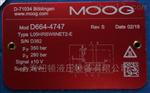 D633/R16K01M0NSM2moog伺服閥維修