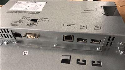 成都西门子TP177A通讯不上死机专业维修