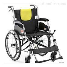 H053C加强铝合金折背便携轻便手动轮椅车