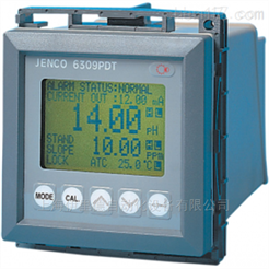 MODEL 6309 PDTF美国JENCO任氏微电脑pH/ DO/ 温度控制器