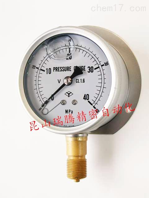 淀川计器压力表YODOGAWA KEIKI充油耐振型