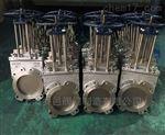 Z73X-10P手動不鏽鋼漿液閥