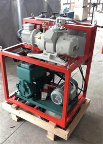 ≥45L /s電氣 SF6氣體抽真空充氣裝置 承裝三級