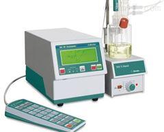 瑞士萬通831庫侖法卡氏水分測定儀
