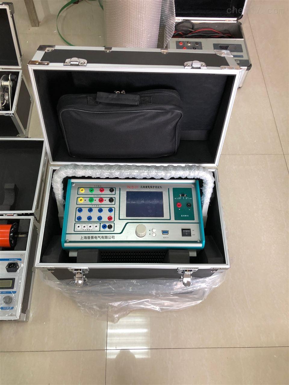 三相继电保护测试仪 承试四级电力