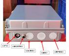 地下车库CO在线监测预警系统可联动风机系统