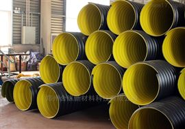 山东省高强度钢带波纹管 抗冲击钢带管
