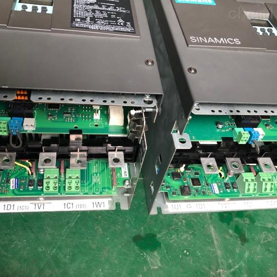 十年转修解决西门子直流控制柜报F60094