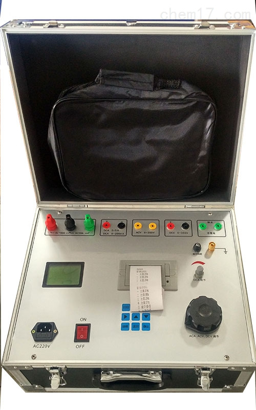 便捷式单相继电保护测试仪厂家