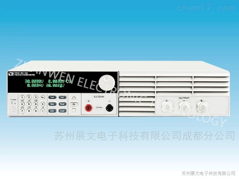 艾德克斯高性能可编程直流电源IT6100系列