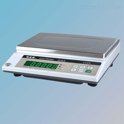 双杰TC3K/3kg/0.1g上下限报警电子秤