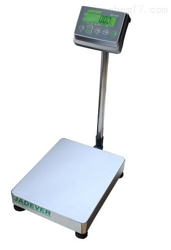 钰恒电子秤JWI-3000-75kg价格与校正方法