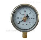 耐震压力表内部填充阻尼液