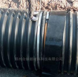 HDPE增强波纹管道