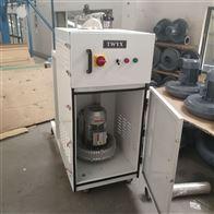 GYJC4000 4KW木材加工厂木屑高压柜式吸尘器