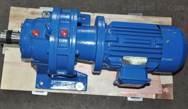 供应:XWD6-29-7.5KW摆线针轮减速机
