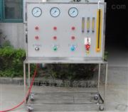 JY-RQ005家用液化石油气调压器性能实验台