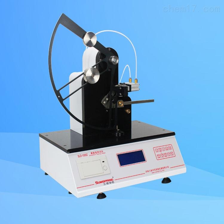摆锤式自动薄膜撕裂度测试仪 撕裂试验机