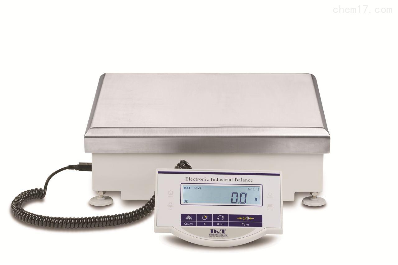 天津德安特电子天平ES10K/10kg/0.1g带RS232