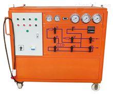 NDQH-7S-15-50 SF6气体回收充放装置