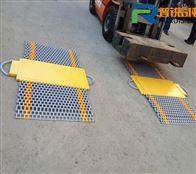 台州高速公路流动治超地磅厂家