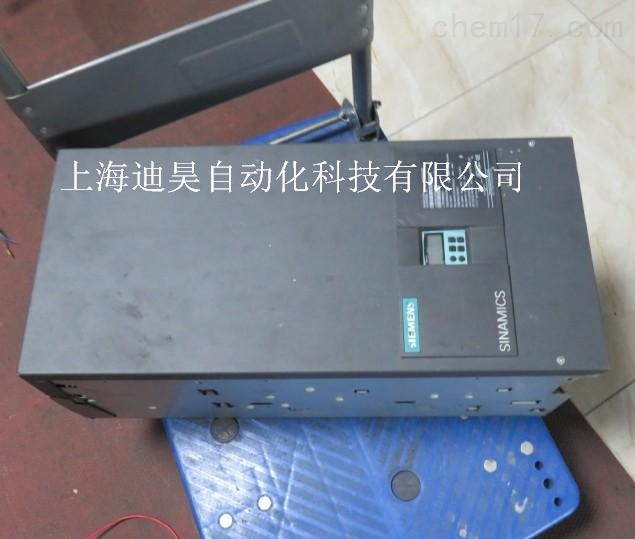 西门子6RA80控制器报警无法复位当天修好