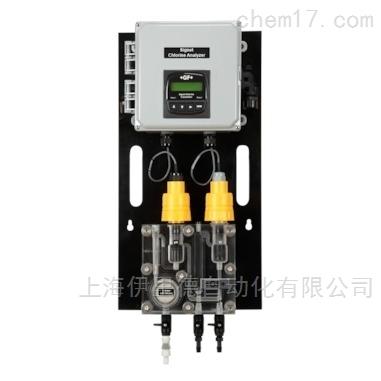 Signet 4630G+F风门执行器氯分析仪系统