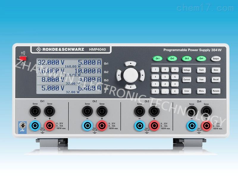 直流电源HMP4000系列