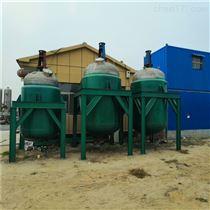化工厂二手2吨不锈钢反应釜