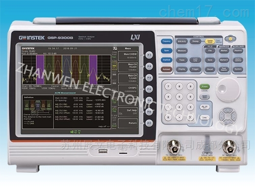 固纬GWINSTEK频谱分析仪GSP-9300B